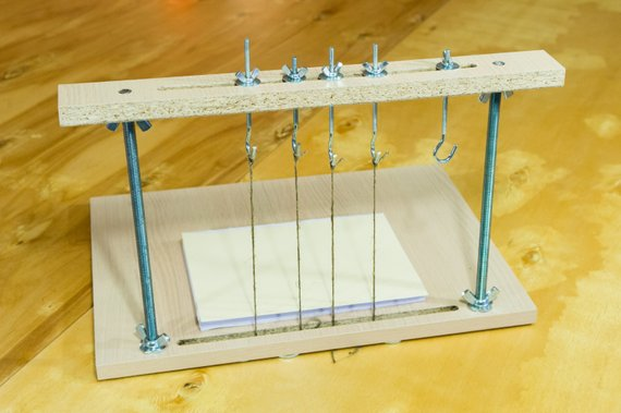 2018.11.21 - Sewing Frame for Bookbinding for Sale 01