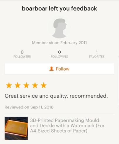 2018.12.03 - Reviews of BonefolderClub - Shop of iBookBinding at Etsy 03