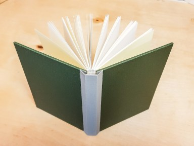 2018.12.05 - Dos Rapporté by the Bookbinding Out of the Box - Finished Book 05