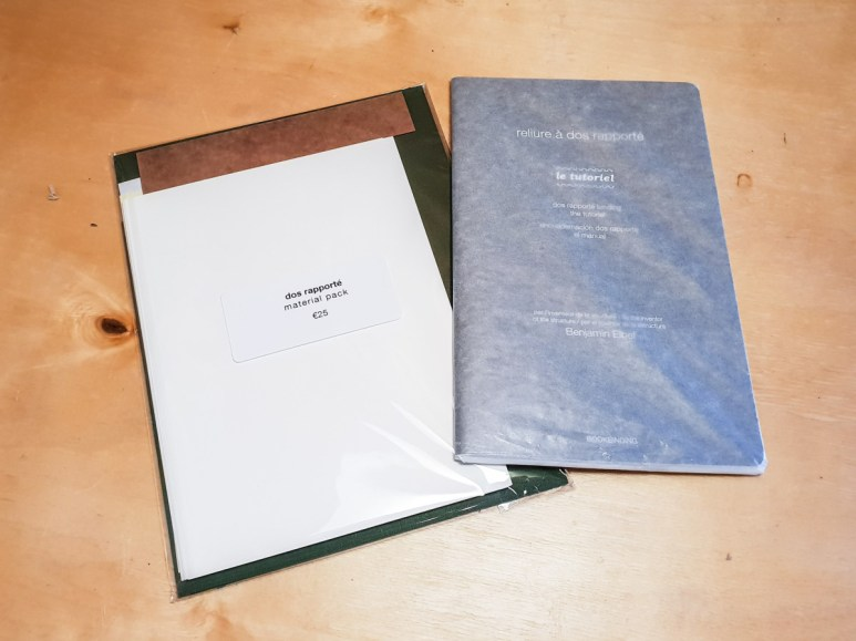 2018.12.05 - Dos Rapporté by the Bookbinding Out of the Box - Full Package Contents 01