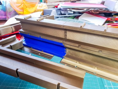 2018.12.17 - Recent Updates to My Bookbinding Workbenches - Printed Parts of Type Trays 03