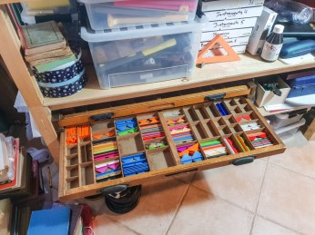 2018.12.17 - Recent Updates to My Bookbinding Workbenches - Type Trays 02