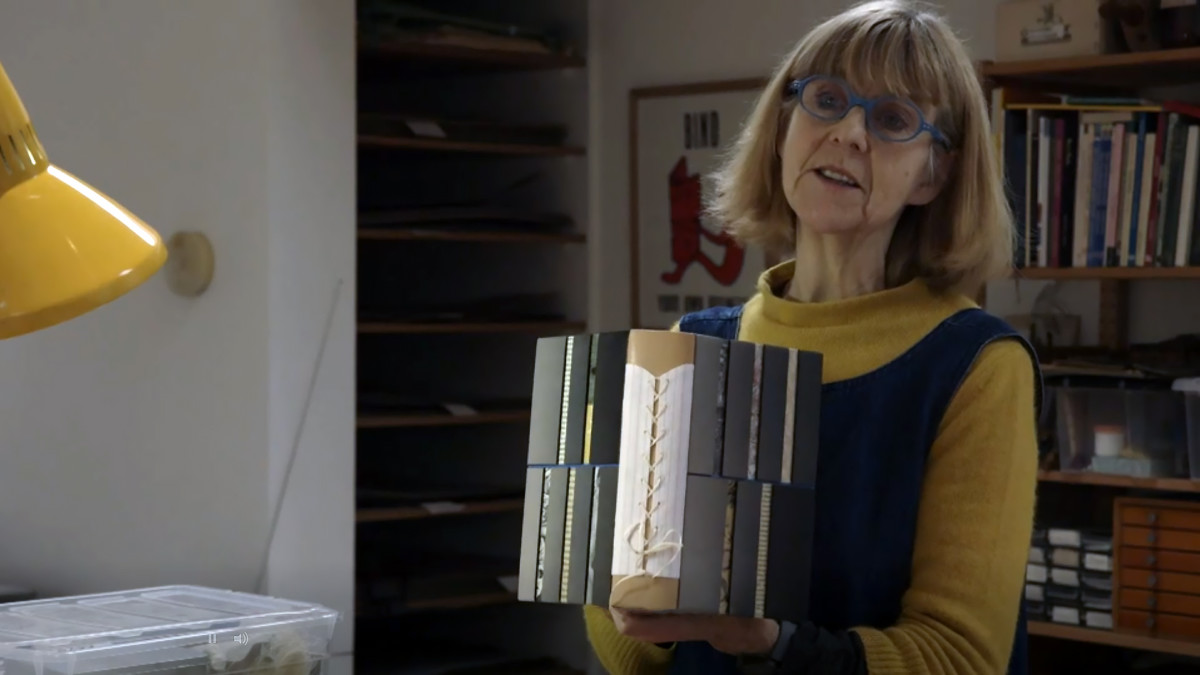 Binding the Booker - A Short BBC Documentary on Bookbinding