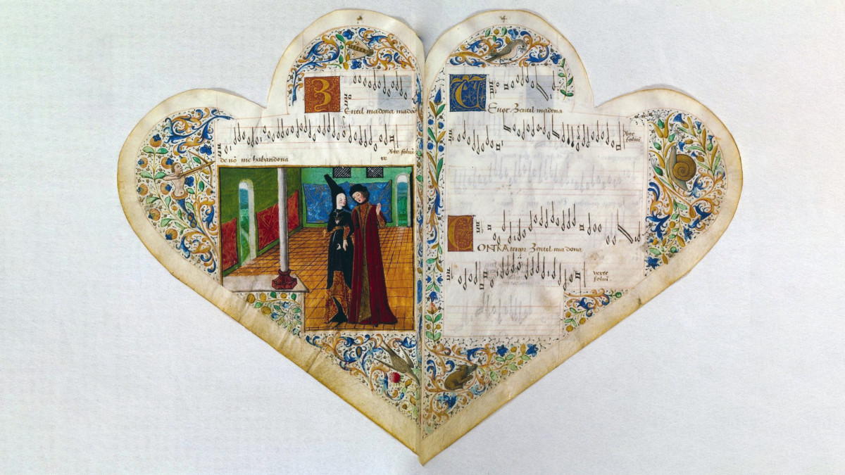 Heart-Shaped Books: History and Tutorials