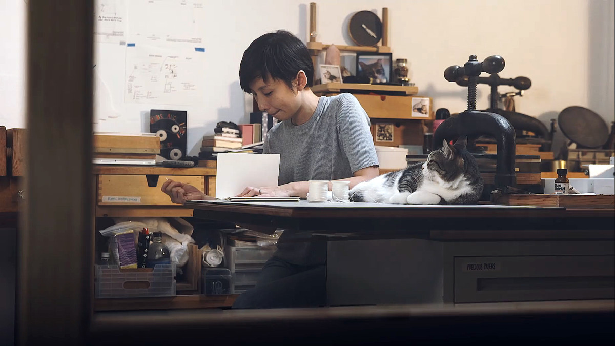 Adelene Koh: Probably the Only Bespoke Bookbinder of Singapore
