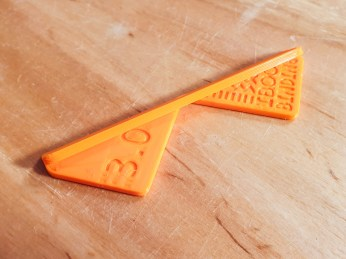 2019.02.25 - New and Improved Version of Our Corner Cutting, Mitering Tool - One Angled Jig