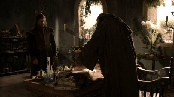 GoT S01E04 00.21.27 - Maester's books