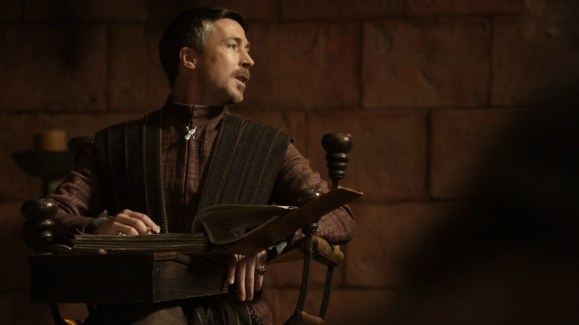 GoT S01E06 00.33.00 - Petyr Baelish's ledger