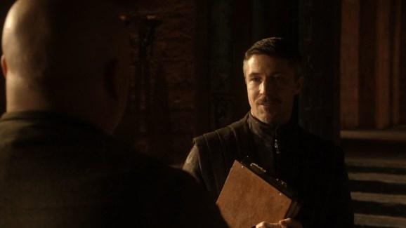 GoT S01E10 00.38.50 - Petyr Baelish's ledger