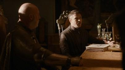 GoT S02E01 00.06.41 - Petyr Baelish's ledger
