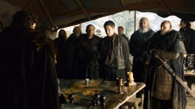 GoT S02E07 00.19.20 - Robb Stark's war tent