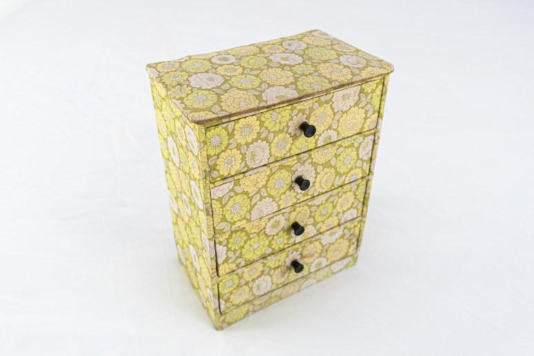 2019.09.30 - Things Bookbinders Make - Jewelry Box 1