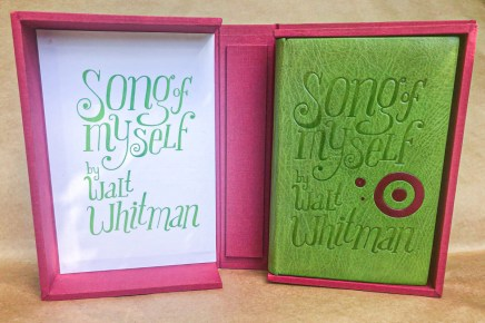 2019.10.03 - Open-Set - Open Book - Songs of Myself by Walt Whitman - Brenda Gallagher 2