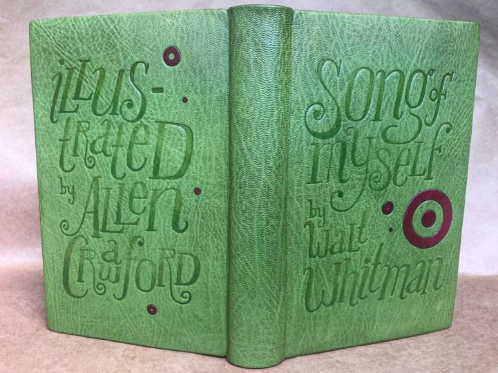 2019.10.03 - Open-Set - Open Book - Songs of Myself by Walt Whitman - Brenda Gallagher 3