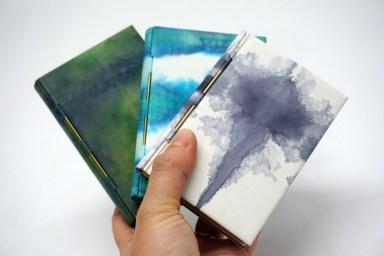 2019.10.07 - Inspiring Bookbinding Projects of September - Rod Binding by Julie Auzillon 07