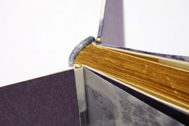 2019.10.07 - Inspiring Bookbinding Projects of September - Rod Binding by Julie Auzillon 08