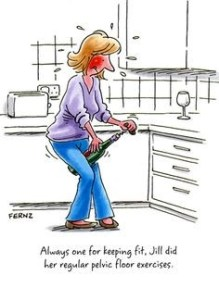 Incontinence, A Wee Problem