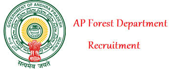 AP Forest Department Recruitment 2019-2020 Apply Andhra