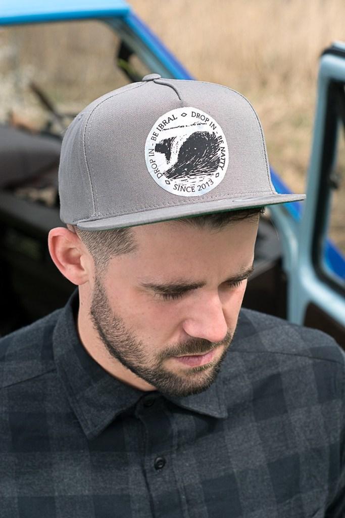 Cap grey 1