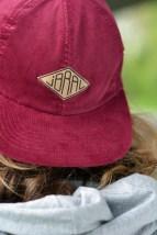 Cap - brown Label