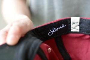 Cap - brown Label 1