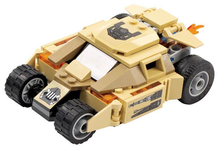 Lego 76001 Batman The Bat Vs Bane Tumbler Chase I