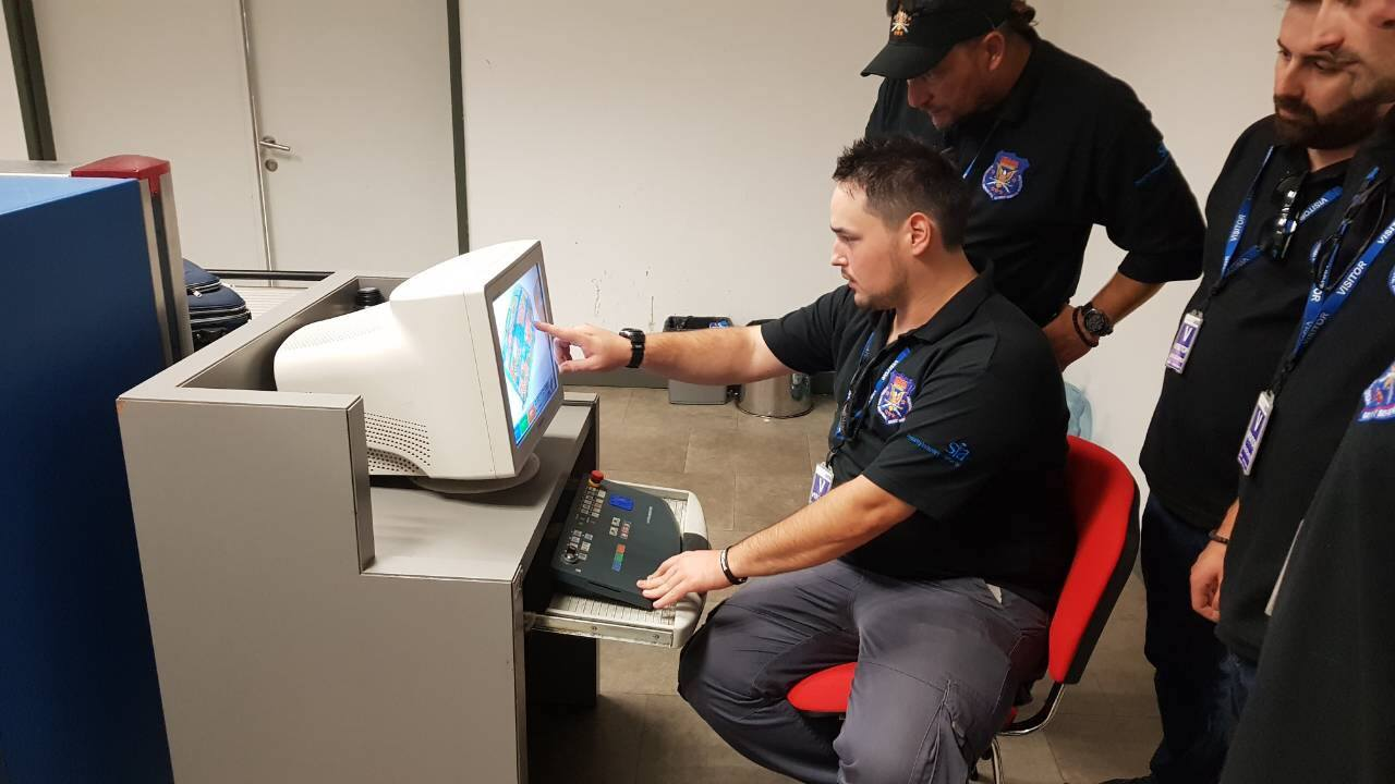 SCANNER OPERATOR COURSE