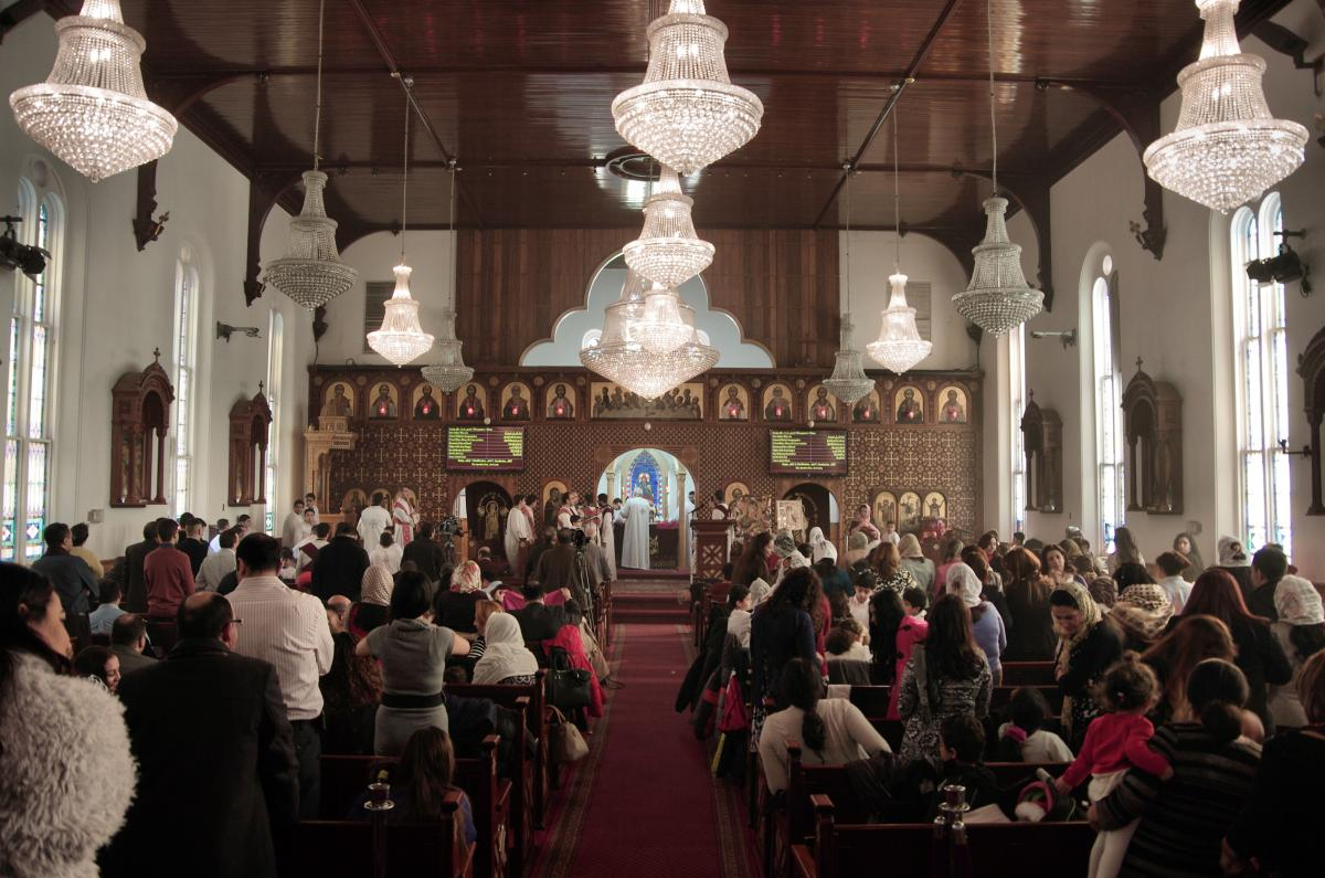 Why The Middle East S Largest Christian Community Is