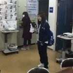 もぐさの製造に関する講演-大分医学技術専門学校様_2017年