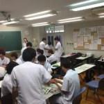 もぐさの製造に関する講演-関西医療学園専門学校様_2019年