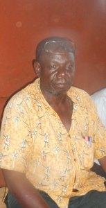 M. Ernest SANOU a présidé  la rencontre de la FCTDOB