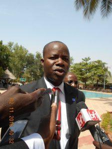 Le Président Directeur Général de Coris Bank International, M. Idrissa Nassa
