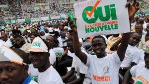 La campagne sur le vote du ''OUI'' a eu gain de cause