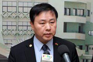 L'ambassadeur taïwanais Shen CHENG-HONG