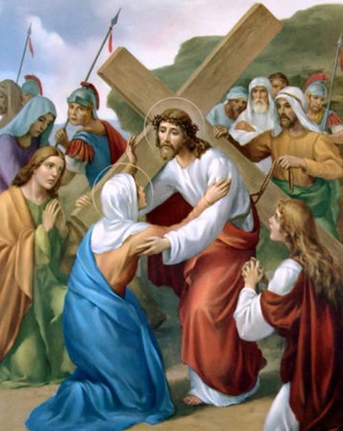 Carême chrétien : Le sens des 14 étapes des stations du chemin de croix | IBurkina