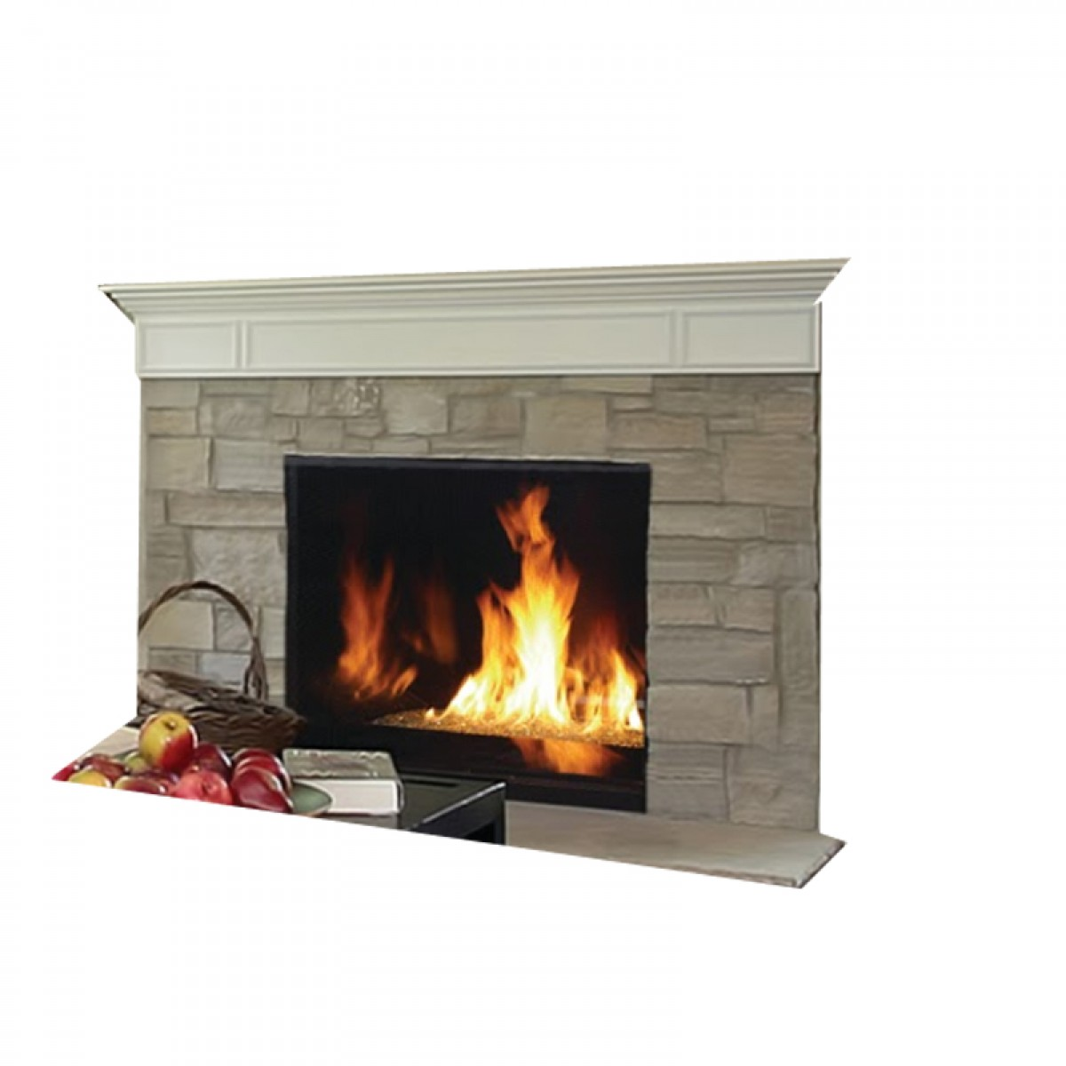 Ihp Superior Drc Direct Vent Louverless Gas Fireplace