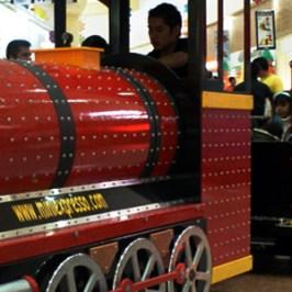 Miniexpresso: La Fábrica de Trenes de Tehuacán