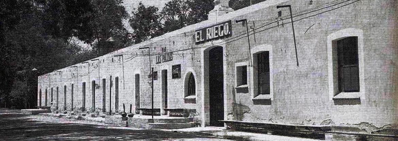 Historia del Hotel Balneario El Riego de Tehuacán Puebla