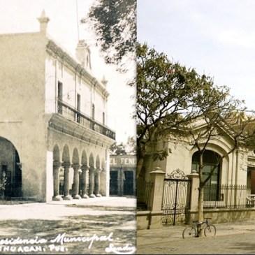 Historia del Palacio Municipal de Tehuacan: Casa de los Altos 1804