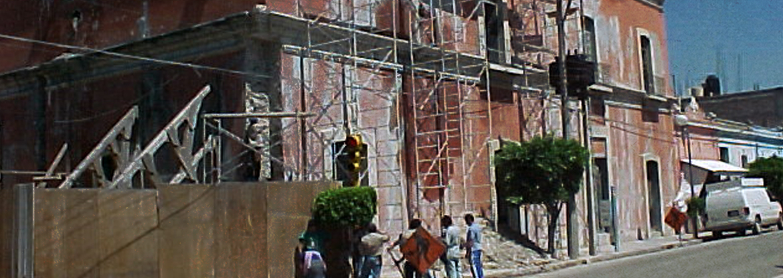 El Temblor de Tehuacán 15 de Junio de 1999