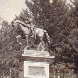 Leyendas de Tehuacán El Caballo de Zaragoza