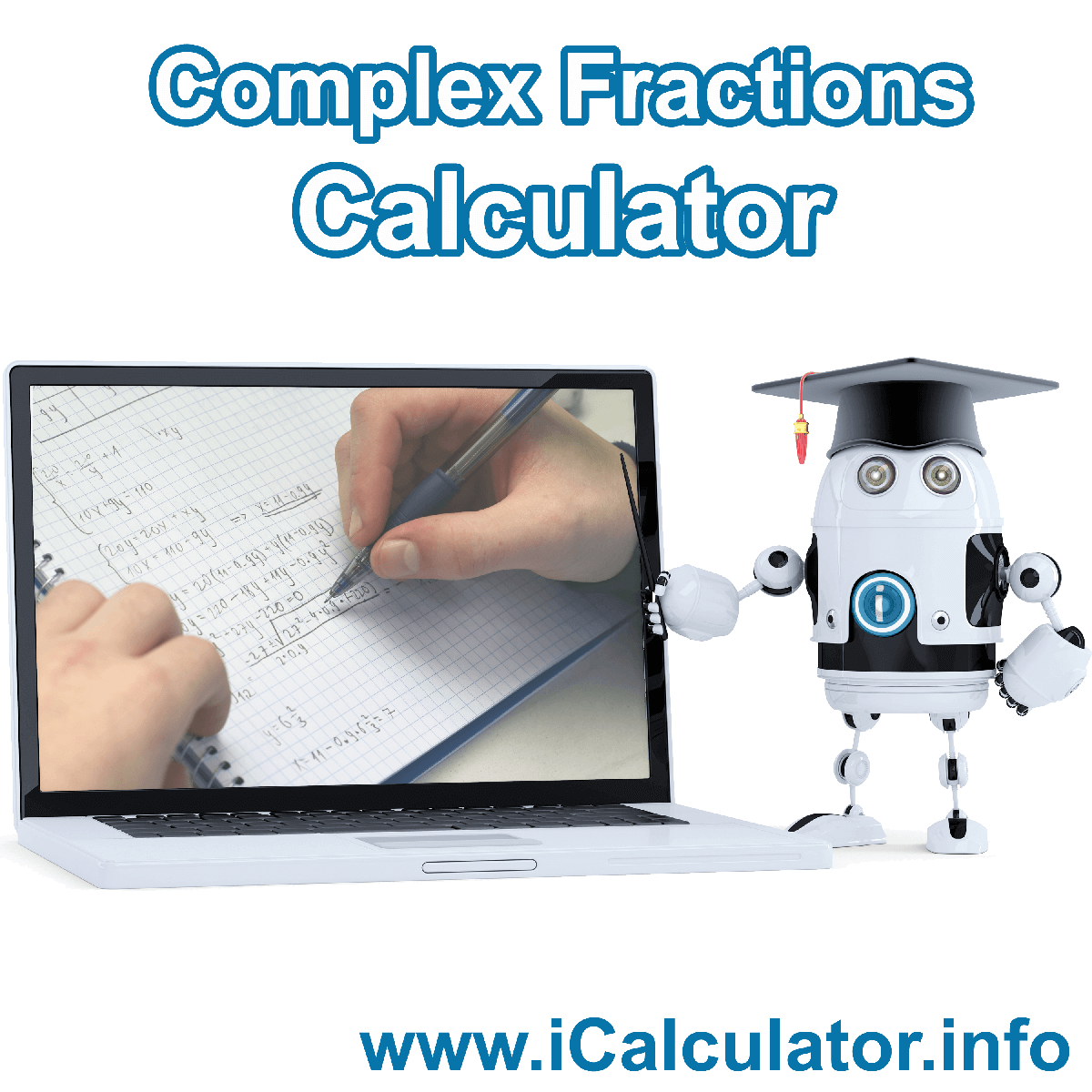 Simplifying Complex Fractions Calculator