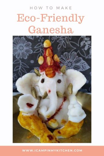 How to make Ganesha at home