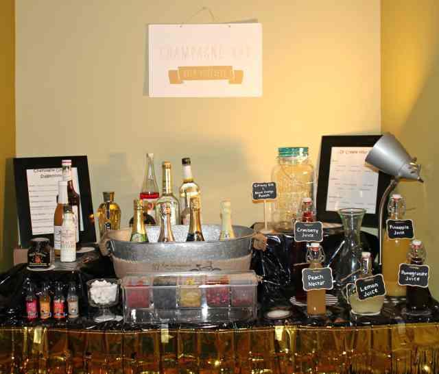 Champange Bar