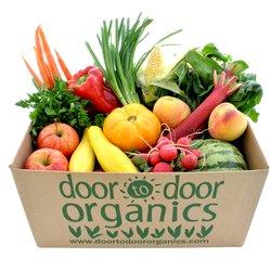 Door to Door Organics Box