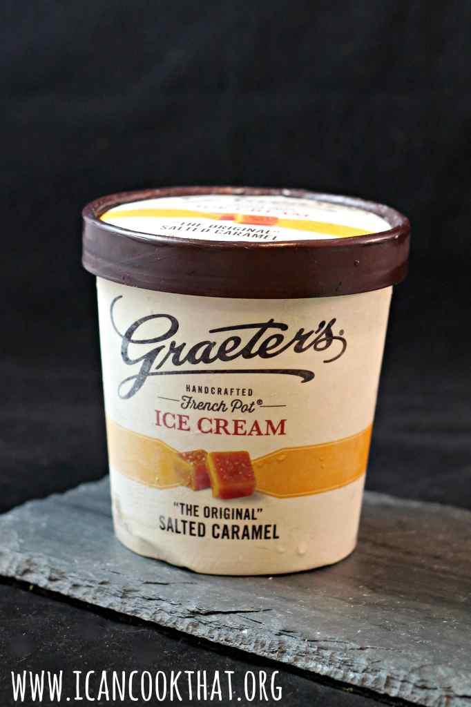 Graeter's Original Salted Caramel Ice Cream
