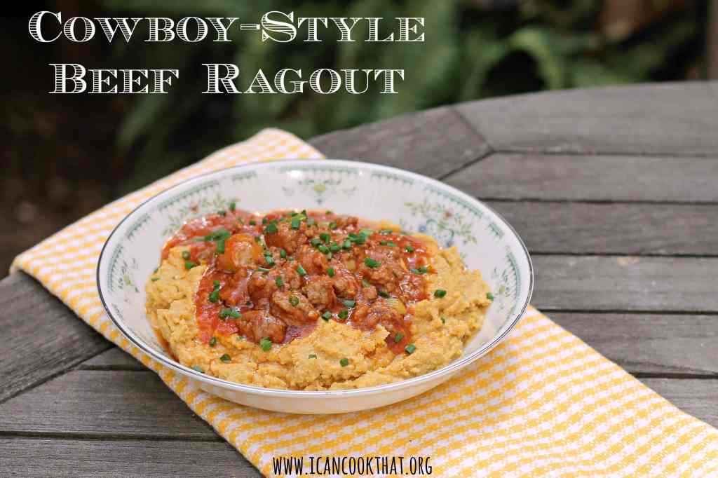 Cowboy-Style Beef Ragout