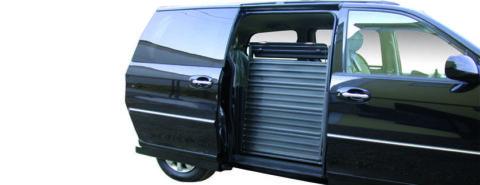 Μηχανισμός συρόμενης πόρτας αυτοκινήτου