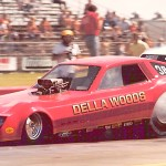 burnout with Della Woods body
