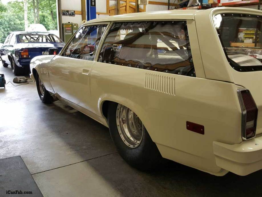 Chevy Vega Projects For Sale - Metal Fabrication | TIG Welding ...